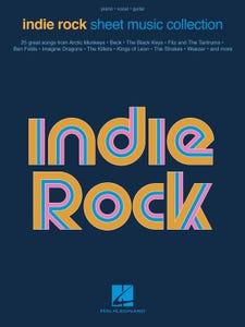 Indie Rock Sheet Music Collection PVG / (Hal Leonard)
