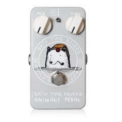 """Animals Pedals """"Bath Time"""" MKI Reverb Pedal - One Only"""