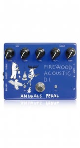 """Animals Pedals """"Firewood"""" Acoustic DI Pedal"""