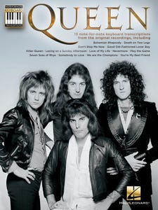 Queen - Note-for-Note Keyboard Transcriptions