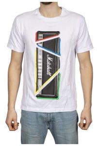 """Marshall """"Amp Splitter"""" T-Shirt - Large"""