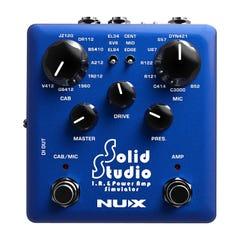 NUX NSS-5 Solid Studio IR & Power Amp Simulator