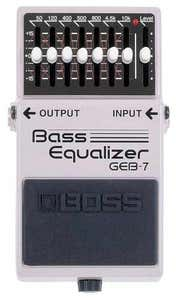 Boss GEB-7 Bass Equalizer (GEB7)