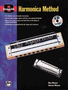 basix harmonica method BK/eCD / MANUS (ALFRED)