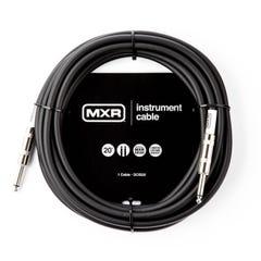 """MXR Standard 1/4"""" Jack-Jack Instrument Cable - 20ft"""