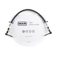 """MXR 1/4"""" TRS - TRS Stereo Cable - 1ft"""