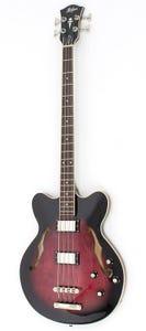 Hofner Verythin Bass - Long Scale - Dark Sunburst (01-HCT-500/8-DC)