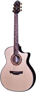 Crafter SRP Series G27CE Acoustic Electric Guitar w/Case