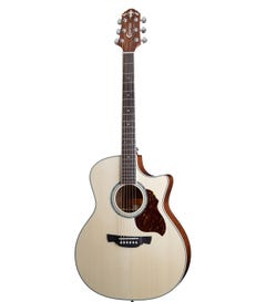 Crafter Standard Series GAE-8n Acoustic Electric Guitar