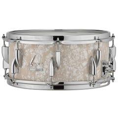 """Sonor Vintage Series 14x6.5"""" Snare Drum - Vintage Pearl"""