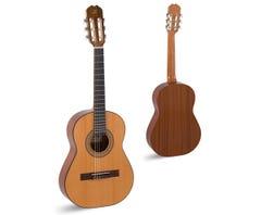 Admira Infante 1/2 size Nylon String Guitar - Natural Gloss (19448)