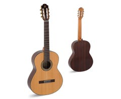 Admira A5 Nylon String Classical Guitar - Natural Gloss (19535)