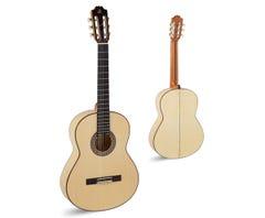 Admira F4 Flamenco Nylon String - Natural Gloss