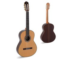 Admira A20 Nylon String Classical Guitar - Natural Gloss (19555)