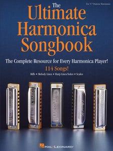 The Ultimate Harmonica Songbook / Various (HAL LEONARD)
