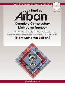 Arban Complete Complete Conservatory Method for Trumpet (Fischer)