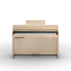 Roland HP702 SuperNatural Digital Piano w/matching bench - Light Ash