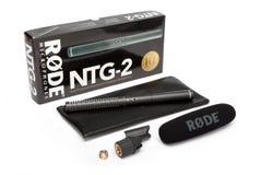 Rode NTG2 Directional Shotgun Mic (NTG-2)