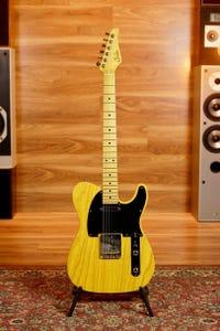 Suhr Classic T Antique Pro Guitar w/Case - Butterscotch - Pre-Owned
