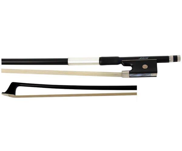 ARTICUL Violin bow 3/4 size carbon graphite