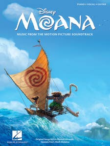 Moana Movie Soundtrack for Easy Piano (Hal Leonard)