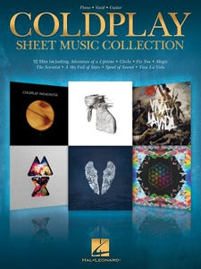 Coldplay Sheet Music Collection PVG / Coldplay (Hal Leonard)