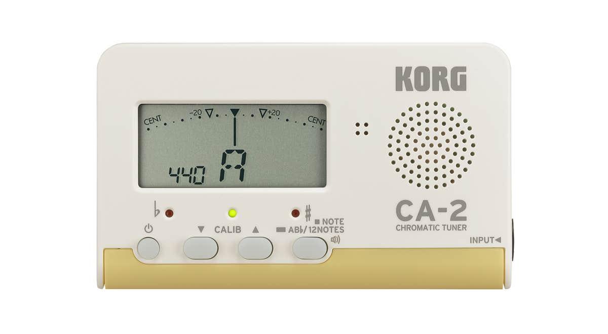 Korg CA2 Digital Chromatic Tuner (CA-2)