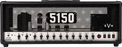 EVH Iconic Series 5150 Guitar Amp Head - Black