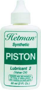 Hetman Synthetic Valve Oil Regular No. 2