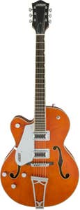 Gretsch G5420LH Hollow Body Electric Guitar - Left Handed - Orange Stain