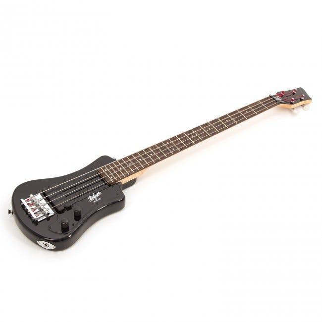 Hofner Contemporary Shorty Bass - Black (HCT-SHB-BK-0)