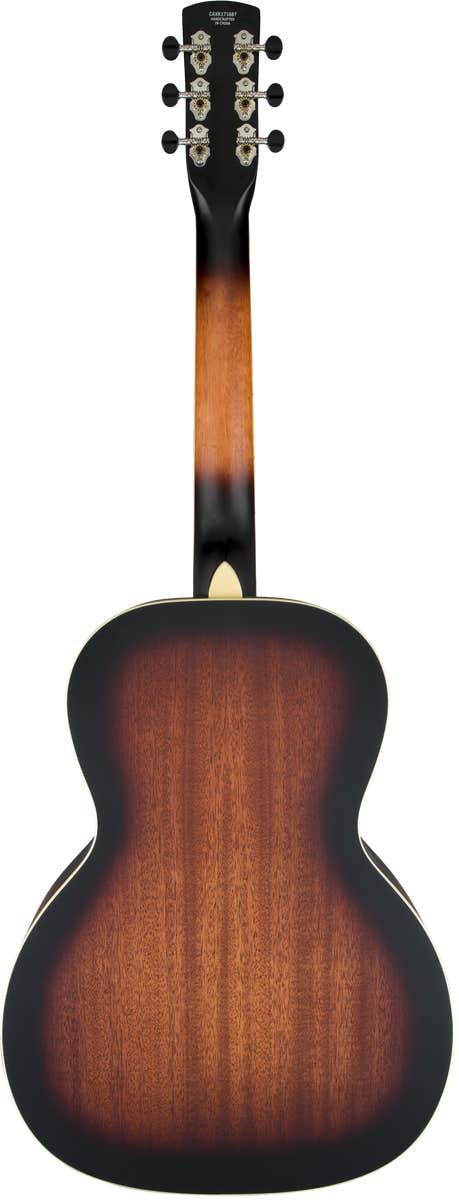 Gretsch G9220 Bobtail Round-Neck Resonator Guitar w/Fishman Pickup - 2-Color Sunburst