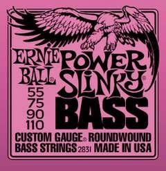 Ernie Ball Power Slinky Bass String Set 55-110 (2831)