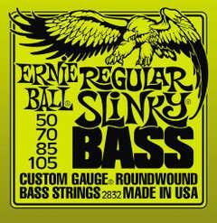 Ernie Ball Regular Slinky Bass String Set 50-105 (2832)