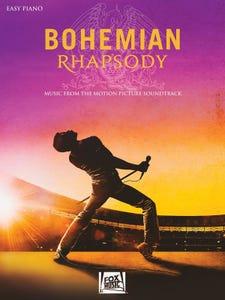 Bohemian Rhapsody Movie Soundrack - Easy Piano -  QUEEN (Hal Leonard)