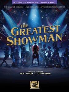The Greatest Showman Intermediate Piano Duet
