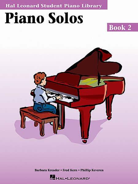hlspl piano solos BK 2 /  (HAL LEONARD)