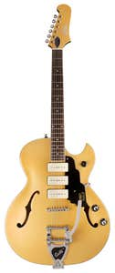 Guild Starfire I Jet90 Semi-Hollow Electric Guitar - Satin Gold