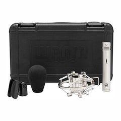Warm Audio WA84 Small Diaphragm Condenser Microphone - Nickel - Single