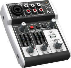 Behringer XENYX 302USB USB mixer