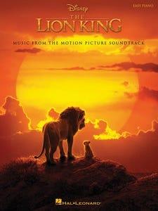 THE LION KING NEW MOVIE SOUNDTRACK EASY PIANO/Hal Leonard Elton John/Hans Zimmer
