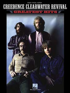 Creedence Clearwater Revival Great Hits PVG / CREEDENCE CLEARWATER (HAL LEONARD)