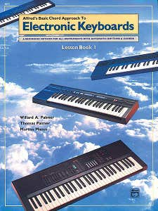 Alfred Basic Chord Approach To Keyboards Level 1 (Alfred)