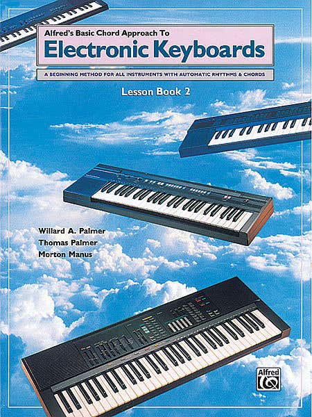 Alfred Basic Chord Approach To Electronic Keyboards Level 2 (Alfred)