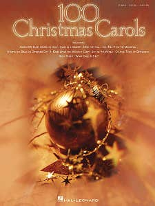 100 christmas carols pvg / VARIOUS (HAL LEONARD)
