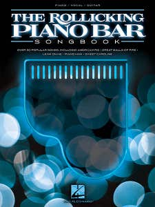 Rollicking Piano Bar Songbook Piano Vocal and Guitar (Hal Leonard)