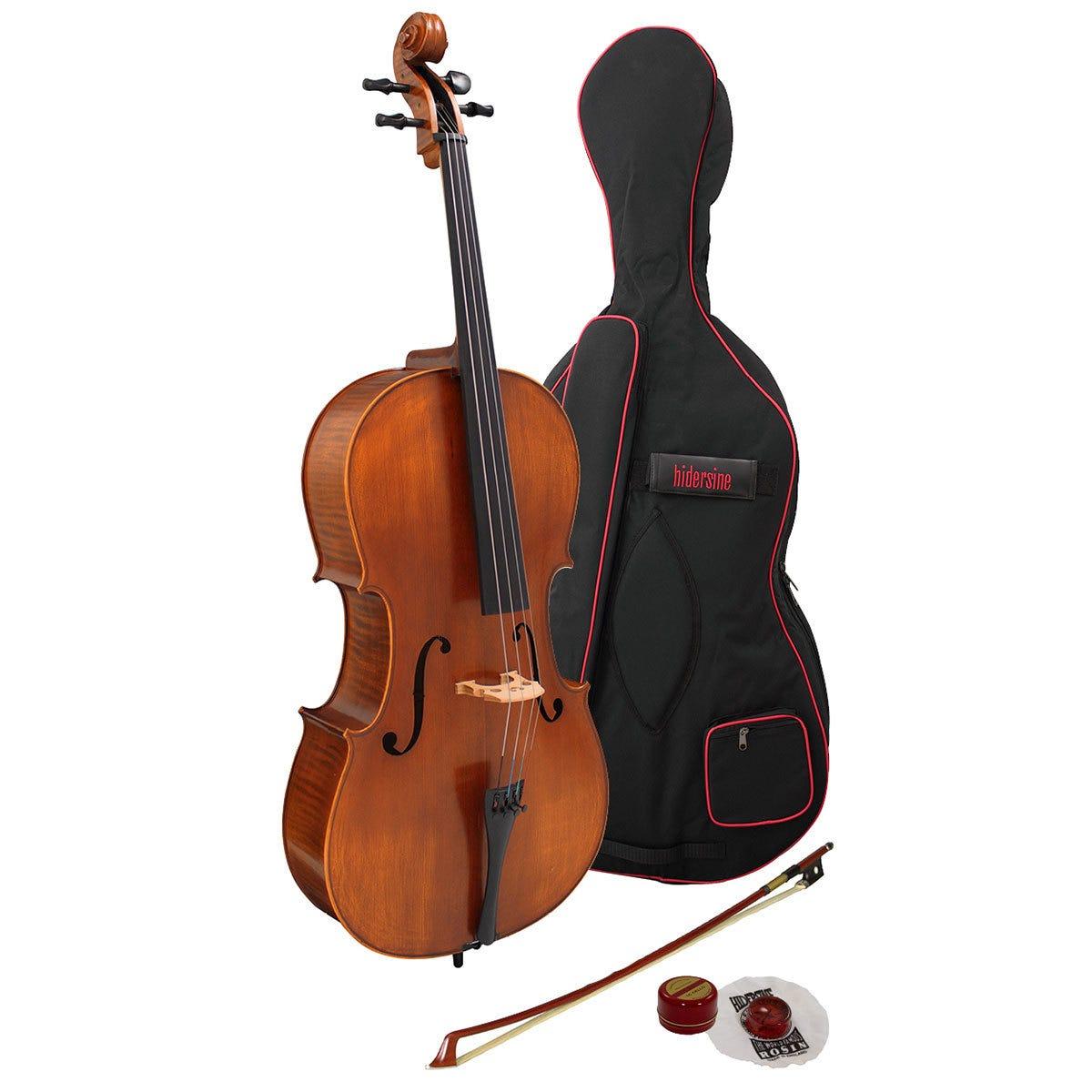 Hidersine Finetune Vivente Academy 4/4 Cello Outfit