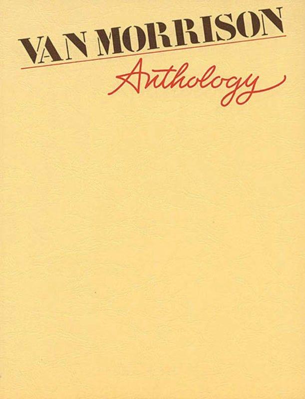 Van Morrison Anthology PVG (Hal Leonard)