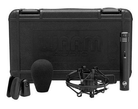 Warm Audio WA84 Small Diaphragm Condenser Microphone - Black - Single