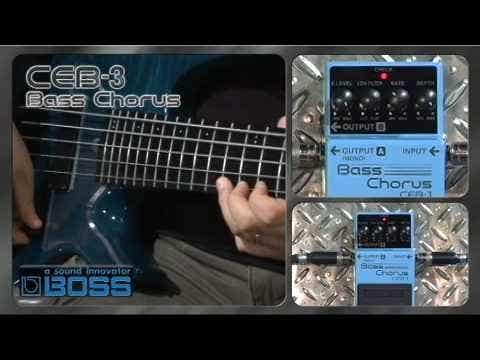 Boss CEB-3 Bass Chorus (CEB3)